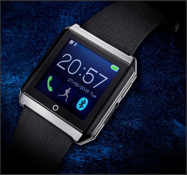 Cardigan Smartwatch caratula digital