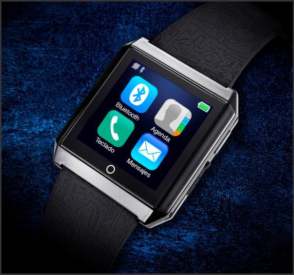 Cardigan Smartwatch caratula apps